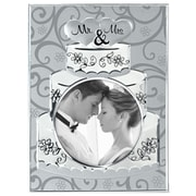 Malden 2 Tone Wedding Cake Picture Frame