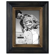 Malden Two Tone Walnut Picture Frame; 5'' x 7''