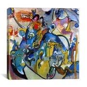 iCanvas ''All Saints Day II'' Canvas Wall Art by Wassily Kandinsky Prints; 37'' H x 37'' W x 1.5'' D