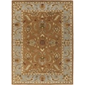 Artistic Weavers Oxford Brown Isabelle Area Rug; Round 8'