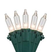 Kringle Traditions 100 Mini Lights; Clear