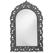 Howard Elliott Orleans Mirror; Charcoal Gray
