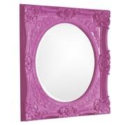 Howard Elliott Monique Mirror; Hot Pink