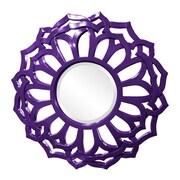 Howard Elliott Casey Mirror; Royal Purple