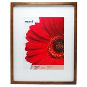 nexxt Design Gallery Picture Frame; Chestnut