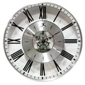 Infinity Instruments 12'' Paragon Wall Clock