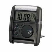 Seiko Get Up and Glow Travel Alarm Clock