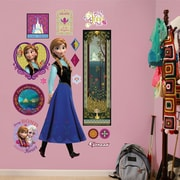 Fathead RealBig Disney Frozen Anna Wall Decal