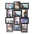 nexxt Design Array 12 Piece Picture Frame Set; Black