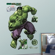 Fathead RealBig Marvel Avengers Assemble, Hulk Wall Decal
