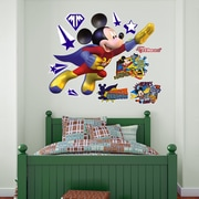 Fathead RealBig Disney Mickey Mouse Superhero Wall Decal