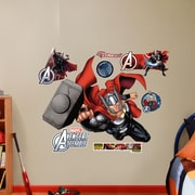 Fathead RealBig Marvel Avengers Assemble, Thor Wall Decal