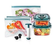 NuWave 10 Piece Flavor Lock Starter Storage Set