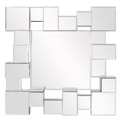 Howard Elliott Babylon Contemporary Cube Mirror