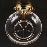 Rk International ST Series Soap Dish; Polished Brass