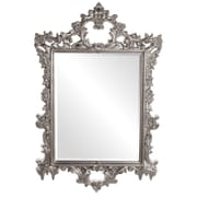 Howard Elliott Sherman Mirror; Nickel