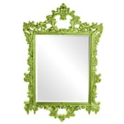 Howard Elliott Sherman Mirror; Green