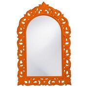 Howard Elliott Orleans Mirror; Orange