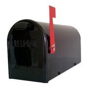 GDM Mailbox Company Newport Post Mounted Mailbox; Sandstone