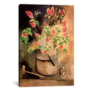 iCanvas ''The Branch of Lilac (1914)'' Canvas Wall Art by Henri Matisse; 18'' H x 12'' W x 0.75'' D