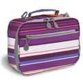 J World Cody Lunch Bag with Shoulder Strap; Horizon Purple