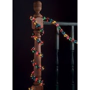 Kringle Traditions 108'' Garland Light; Multi