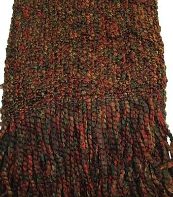 Kennebunk Home Camelot Decorative Throw Blanket; Autumnal