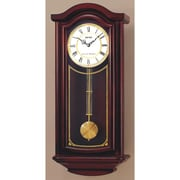 Seiko Solid Wood Pendulum Wall Clock