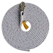CAPITAL SAFETY GROUP USA Polyester & Polypropylene Rope Lifeline 50'