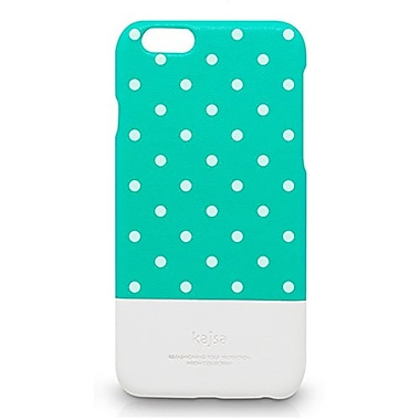 Kajsa iPhone6 Plus Neon Glow in the Dark Dot Pattern Multi Angle Case, Tiffany
