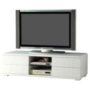 Hokku Designs Sharron TV Stand; White