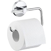 Hansgrohe E & S Accessories Wall Mounted Toilet Paper Holder; Brushed Nickel