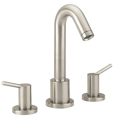 Hansgrohe Talis S Two Handle Deck Mount Roman Tub Faucet; Brushed Nickel
