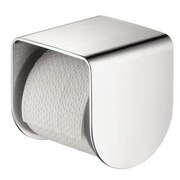 Hansgrohe Axor Urquiola Wall Mounted Toilet Paper Holder; Chrome