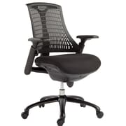VIG Furniture Modrest Mid-Back Office Chair; Black
