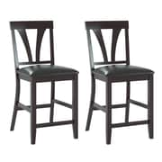 CorLiving Bistro Side Chair (Set of 2)