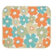 InterDesign Floral iDry Mat