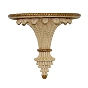 Hickory Manor House Palm Bracket; Ivory Gold