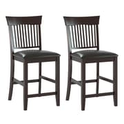 CorLiving Bistro Side Chairs (Set of 2)
