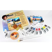 Weber Art Bob Ross Painting Rural America Kit