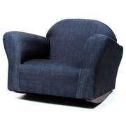 Keet Keet Bubble Denim Children's Chair