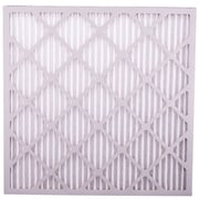 Quality Filters, Inc Dust & Pollen Air Filter (Set of 4); 24'' H x 24'' W x 1'' D