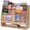 Steffy Birch Book Display 25'' Bookcase