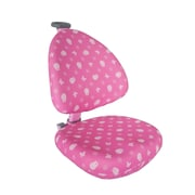 Kid2Youth Children's Ergonomic Desk Chair Cover; Pink