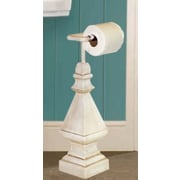 Hickory Manor House Free Standing Toilet Paper Holder