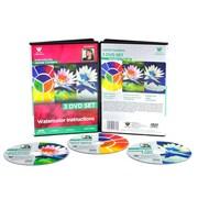Weber Art Jaimie Cordero Watercolor 168 Minute 3 Disc DVD Set