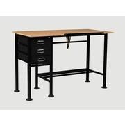 Martin Universal Design Dorchester Melamine Craft Table