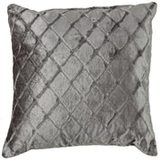 Cortesi Home Spectra Textured Decorative Accent Throw Pillow