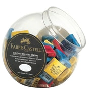 Faber- Castell Color Kneaded Eraser  with Display (Set of 60)