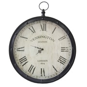 Stratton Home Decor Stratton Home D cor Pocket Wall Clock